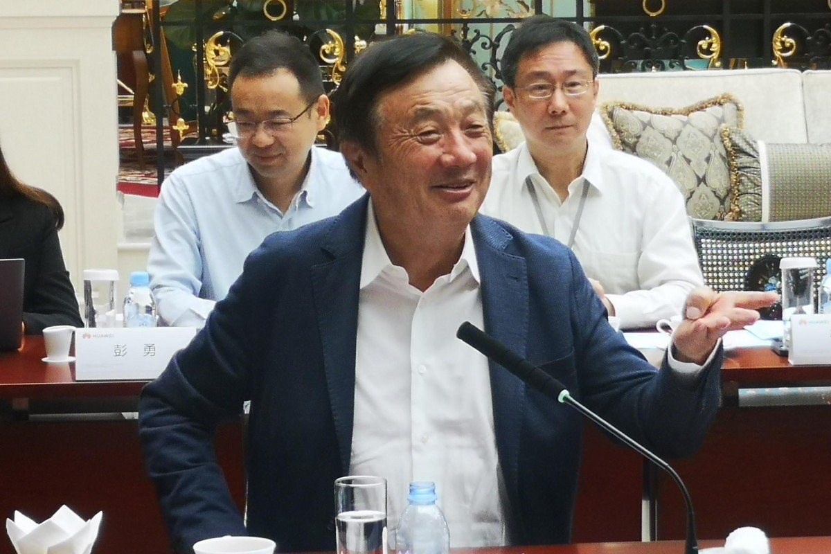 Ren Zhengfei Vir: South China Post