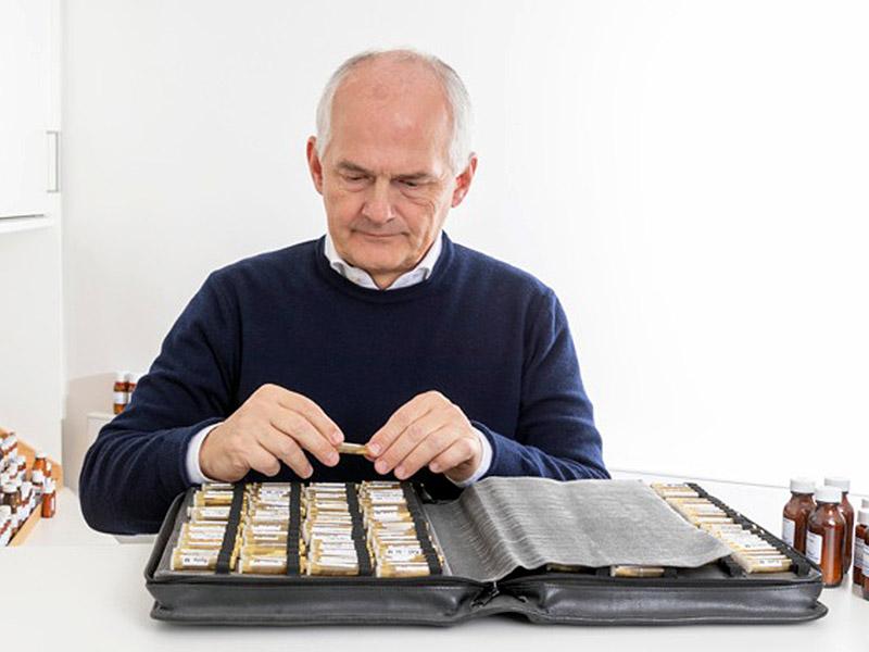 Zdravnik homeopat dr. Živan Krevel