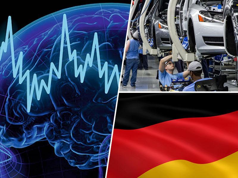 Nemčija - gospodarstvo in migranti